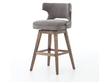 Amazing Living Room Four Hands Braden Leather Chair Cash 83J 253 Unemploymentrelief Wooden Chair Designs For Living Room Unemploymentrelieforg