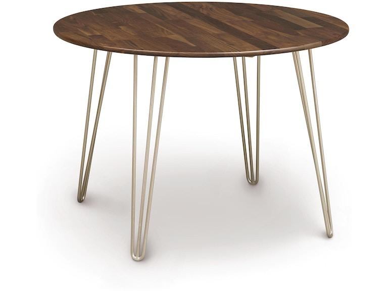 Copeland Essentials Round Dining Table 8 ESS 42 00 29 04