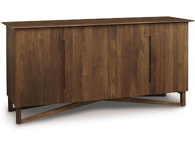 copeland dining room exeter double leaf extension table 6. Black Bedroom Furniture Sets. Home Design Ideas