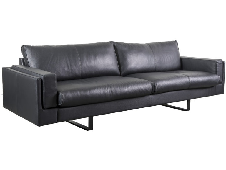 Fjords Living Room Endless 4 Seater Sofa With Arms Tin