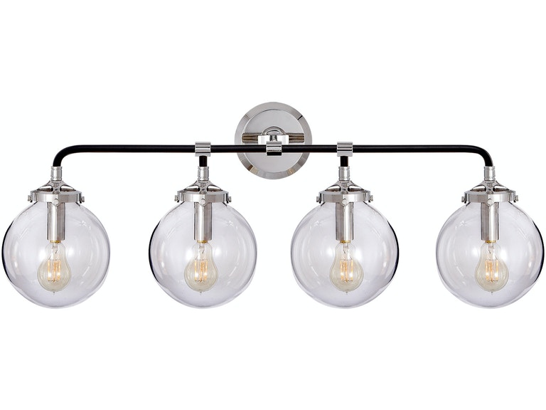 Visual Comfort Co Lamps And Lighting Bistro Four Light