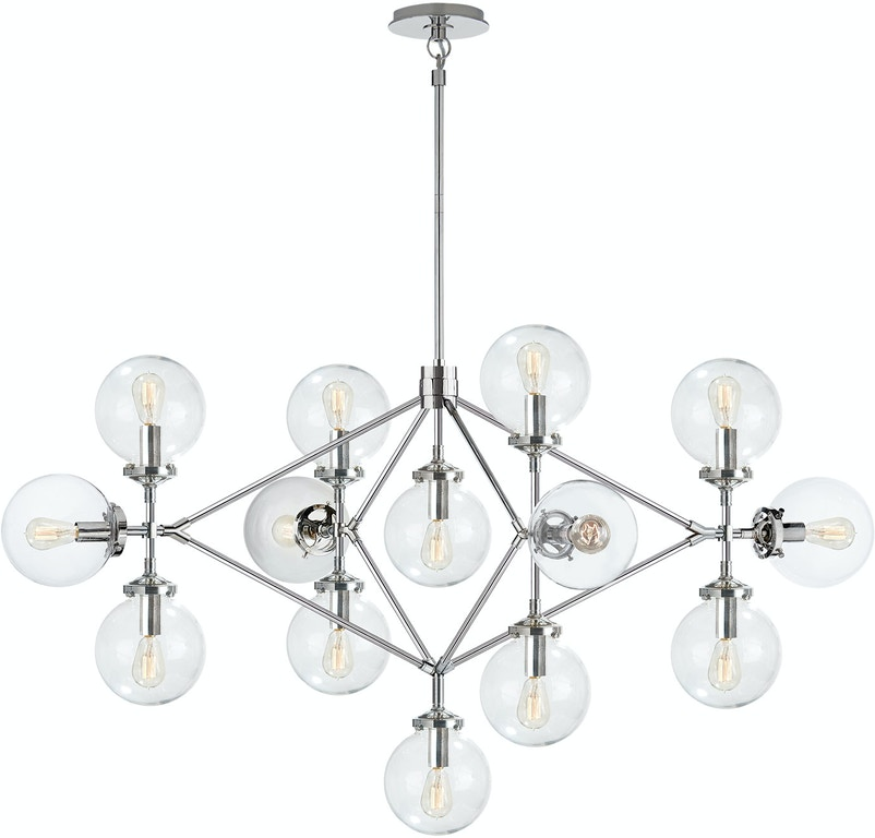 Visual Comfort Co Lamps And Lighting Bistro Four Arm