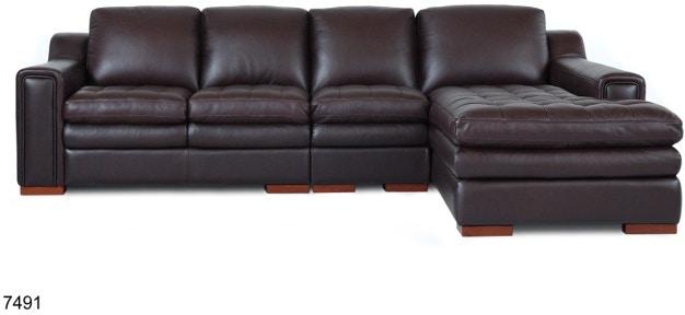 futura leathers living room futura 7491 2 piece leather sofa and