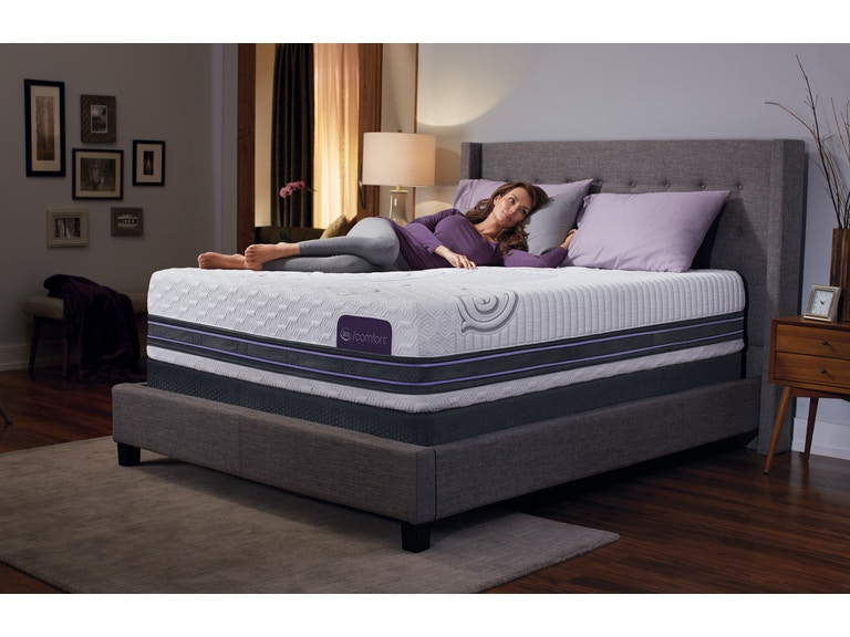 Serta Mattresses Savant Iii Queen Icomfort Profile Plush Or Firm