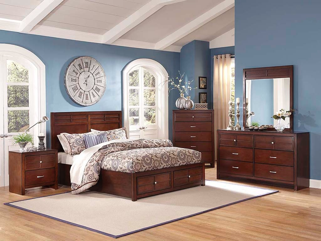 New Classic Home Furnishings Inc Bedroom Kensington