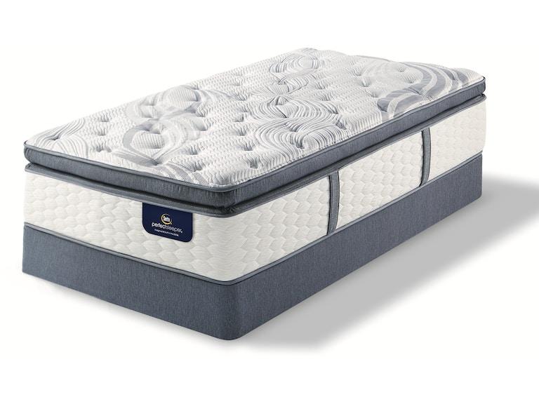 Perfect Sleeper By Serta Mattresses Trelleburg Super Pillow Top Firm Mattress Set Twin 023400
