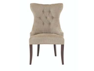 Deco Tufted Back Chair 024634