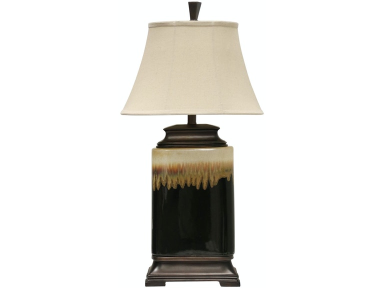 Stylecraft lamps lamps and lighting chocolate glaze table lamp stylecraft lamps chocolate glaze table lamp 025835 aloadofball Image collections