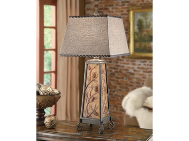Autumns Light Table Lamp 029102