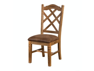 Sedona Crossback Side Chair 030114