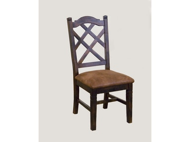 Santa Fe Crossback Side Chair 030119