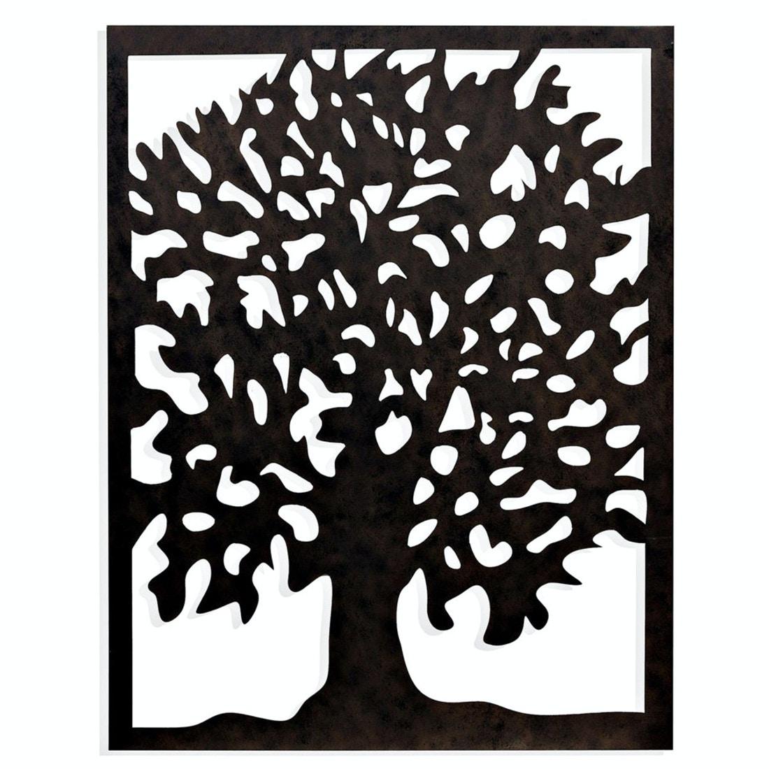 Stylecraft Lamps Metal Tree Wall Art 030366