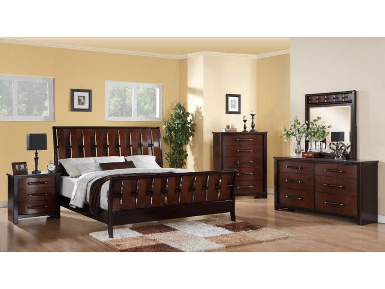 Austin Group Cavalier Bedroom Group - King 030514 - Furniture Fair ...