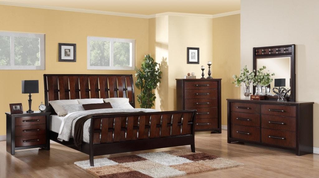 Austin Group Cavalier Bedroom Group   King 030514
