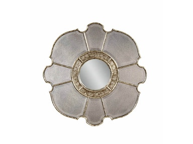 Antiqued Wall Mirror 033753