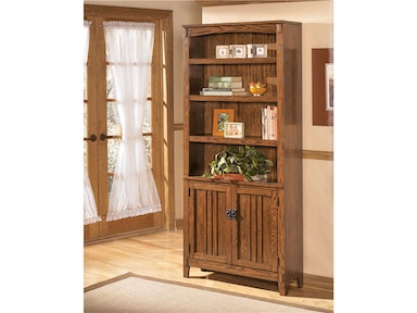 Cross Island Door Bookcase 034635