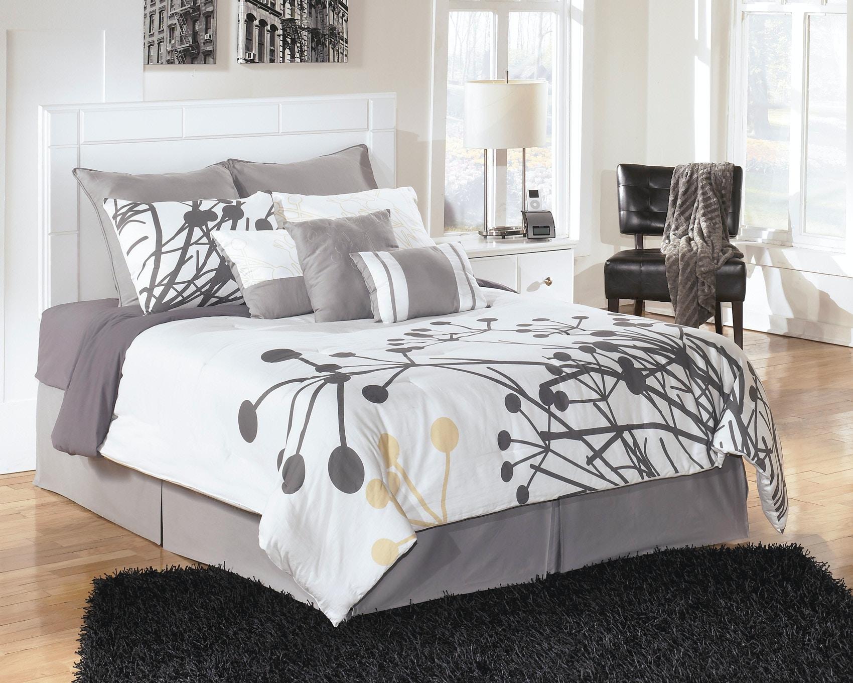 Signature Design by Ashley Bedroom Weeki Panel Headboard - Queen 036779 - Furniture Fair ...