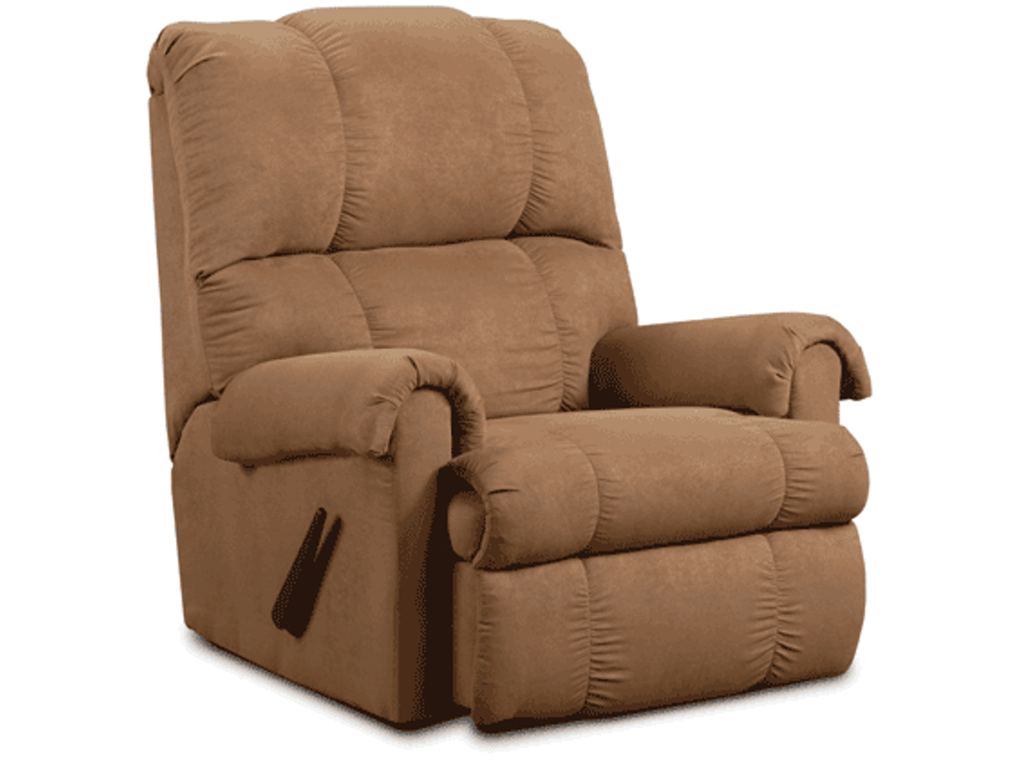 Taupe Rocker Recliner 037031