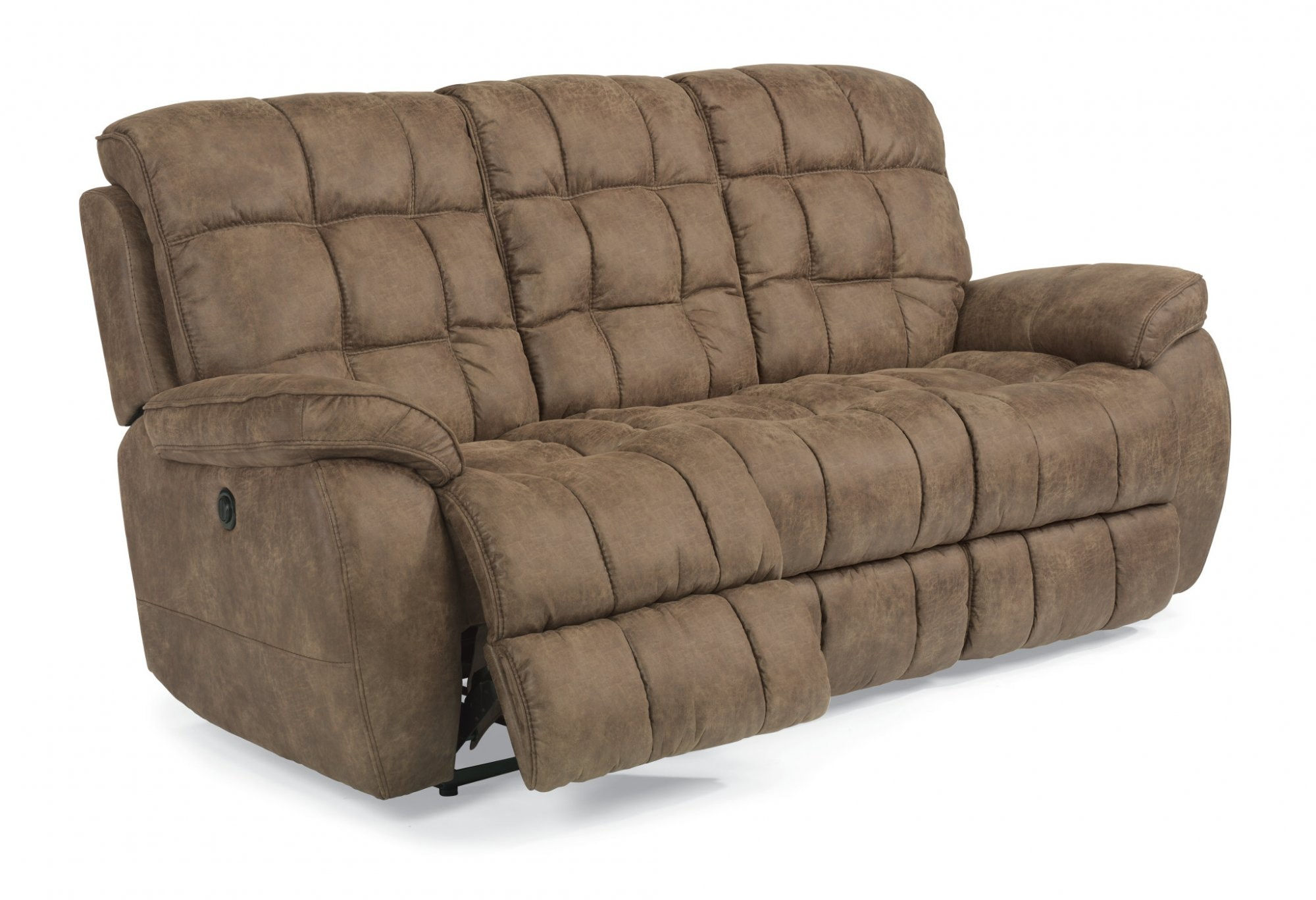 ... Kick Up Your Feet, And Enjoy The Comfort You Deserve. Power Makes It  Easy To Operate And Relax. Nashua Power Reclining Sofa 038149 Flexsteel