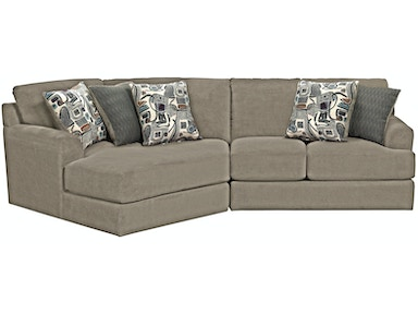 Malibu Left Piano Sectional 040066