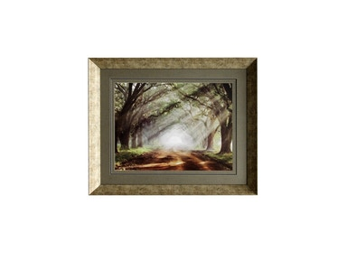 Evergreen Plantation Print 041261
