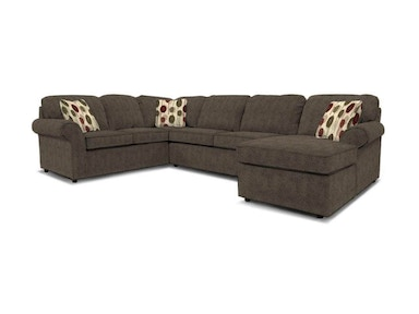 Malibu Sectional - Right Chaise 041745
