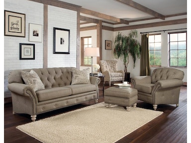 Tufted Back Sofa 051691
