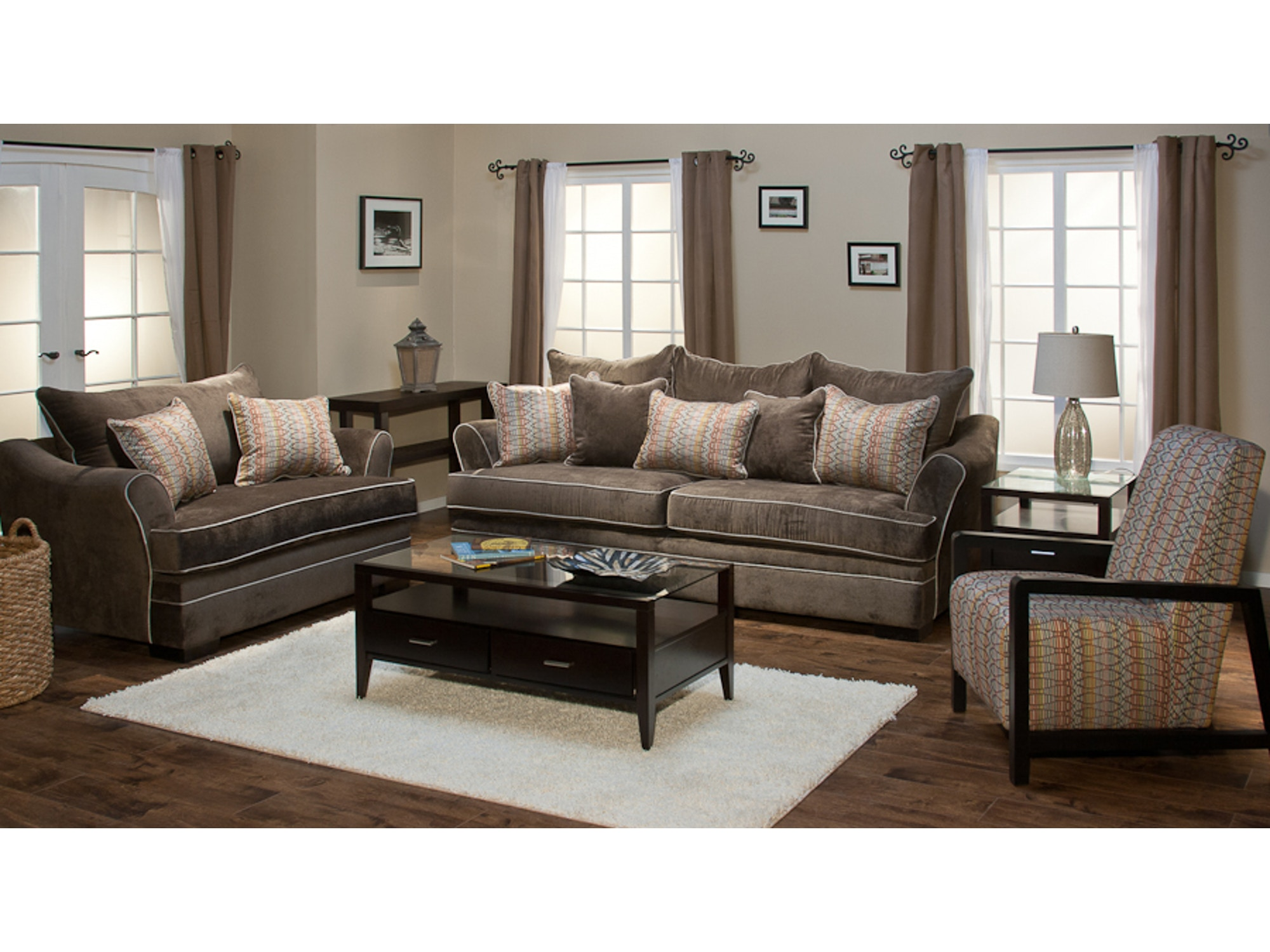 Living Room Loveseats - Furniture Fair - Cincinnati & Dayton OH and ...