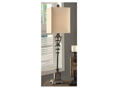 Belle Buffett Lamp 043820