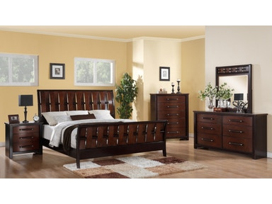 Austin Group Bedroom Cavalier Nightstand 043835