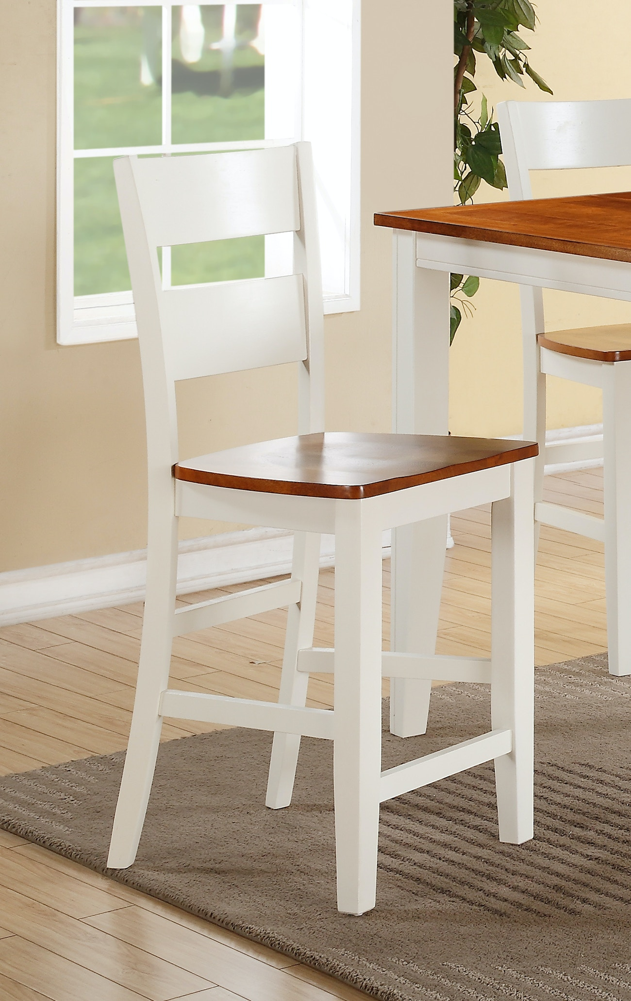 Lorain Counter Height Stool Holland House   044152
