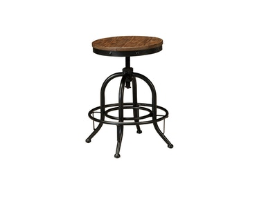 Pinnadel Swivel Counter Stool 044612