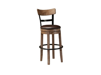 Pinnadel Swivel Bar Stool 044637