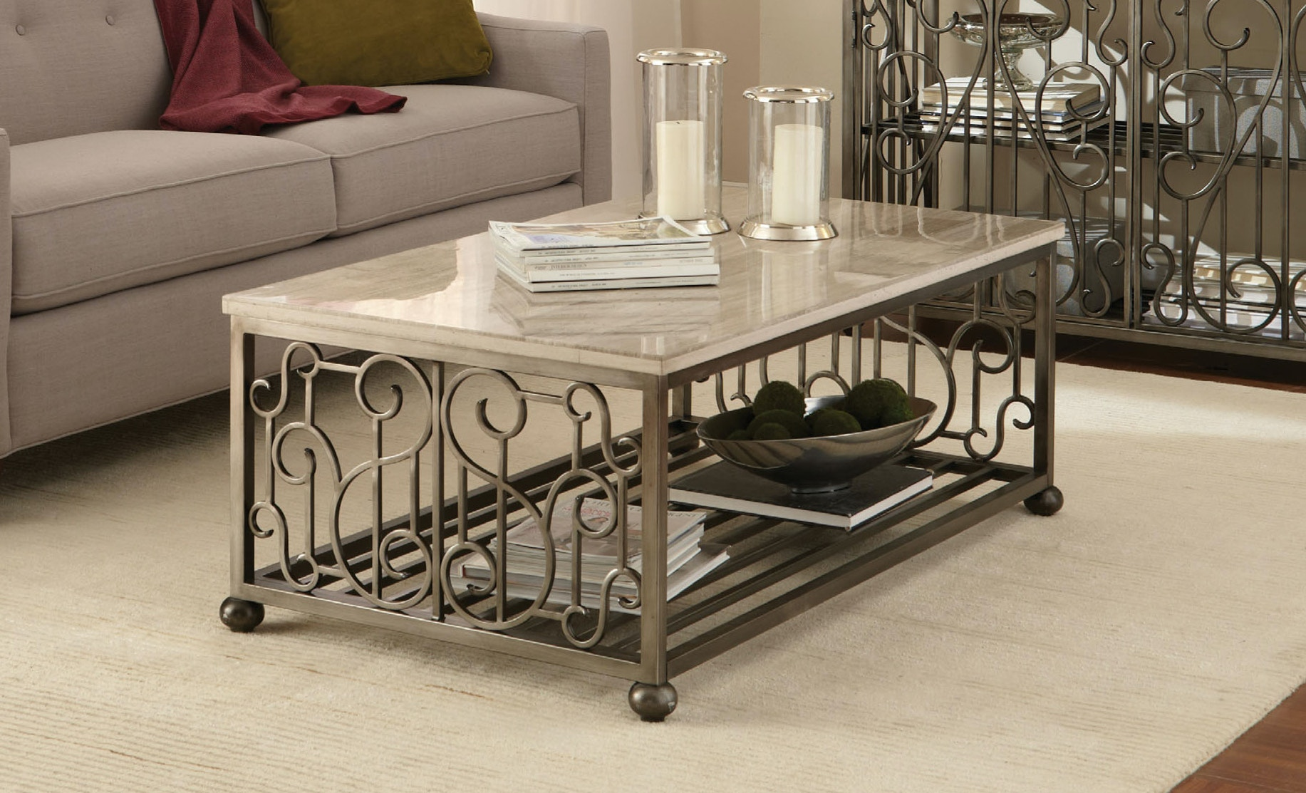 Standard Furniture Living Room Toscana End Table