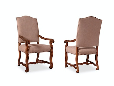 Harvest Upholstered Arm Chair 045307
