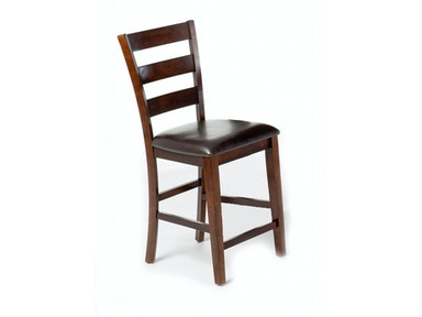 Kona Bar Stool - Raisin 045316