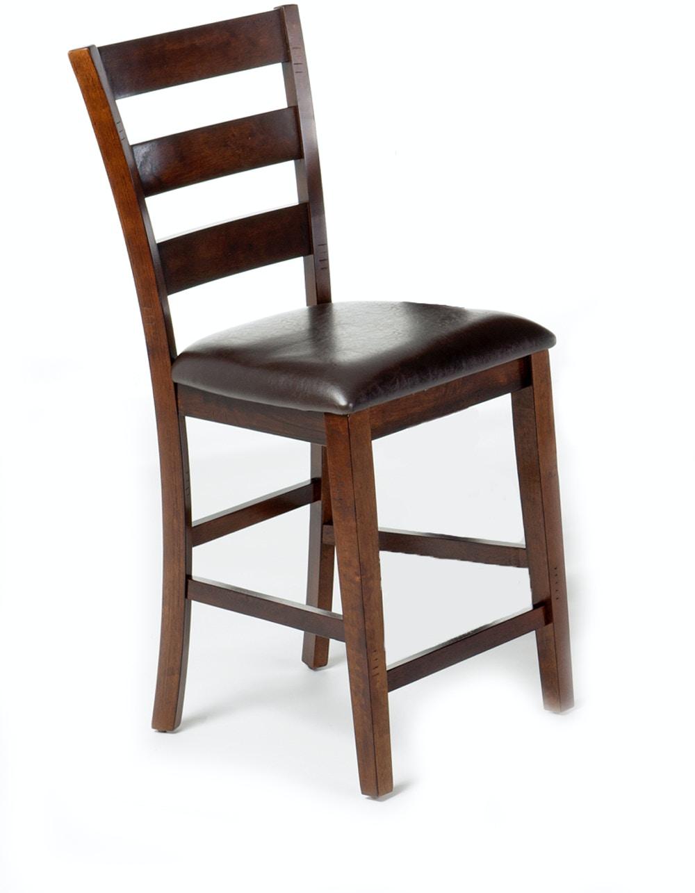 Intercon Kitchen Kona Bar Stool Raisin 045316 Furniture Fair Cincinnati Dayton Oh And