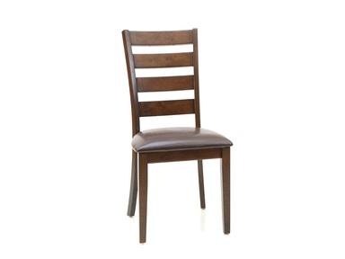 Kona Ladder Side Chair - Raisin 045318