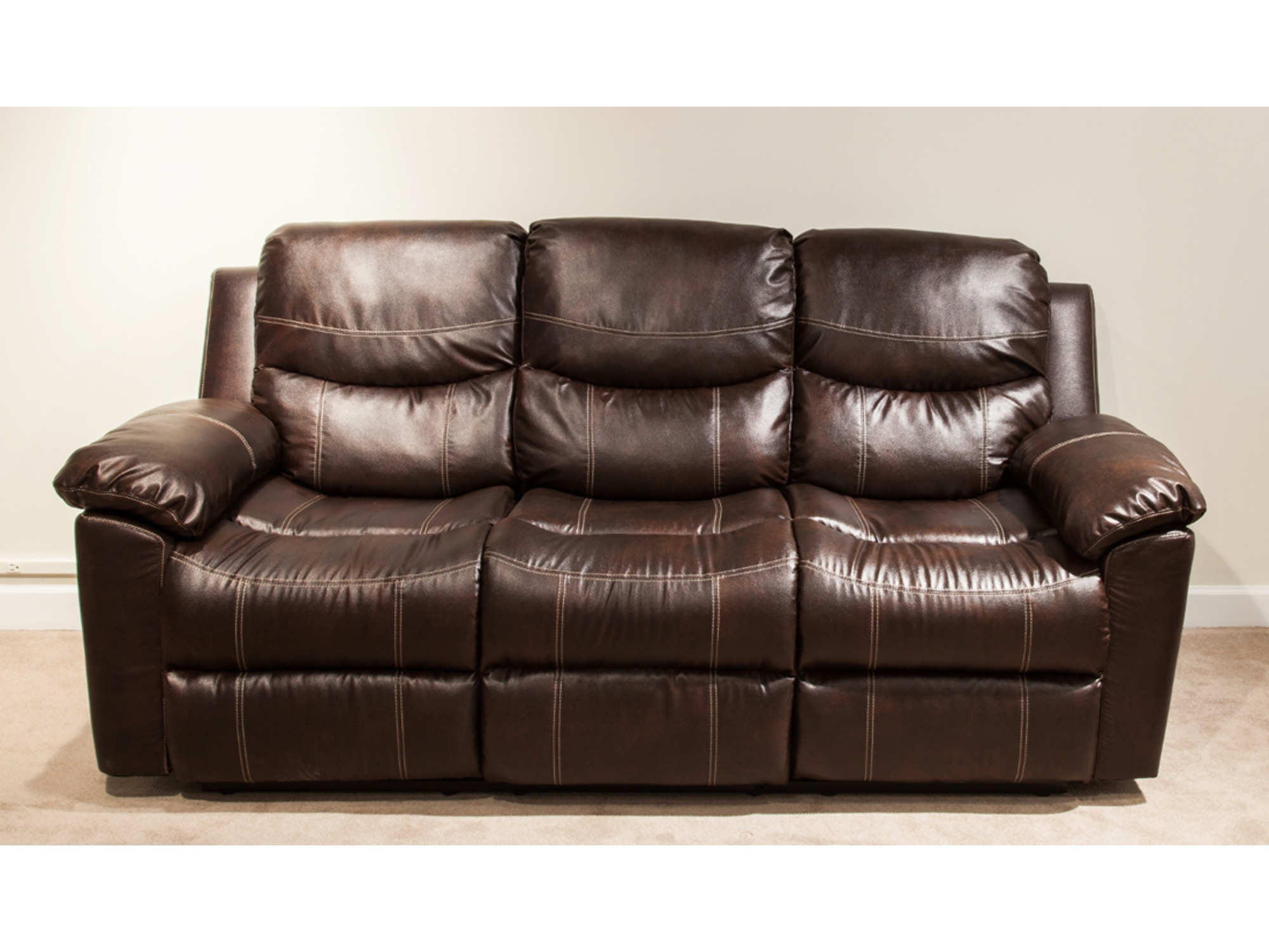 Carlina II Reclining Sofa 045780