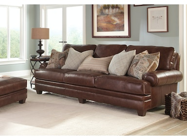 Leather Sofa 046110