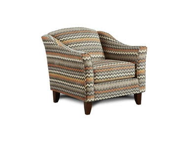 Reaction Haze Accent Chair 046135