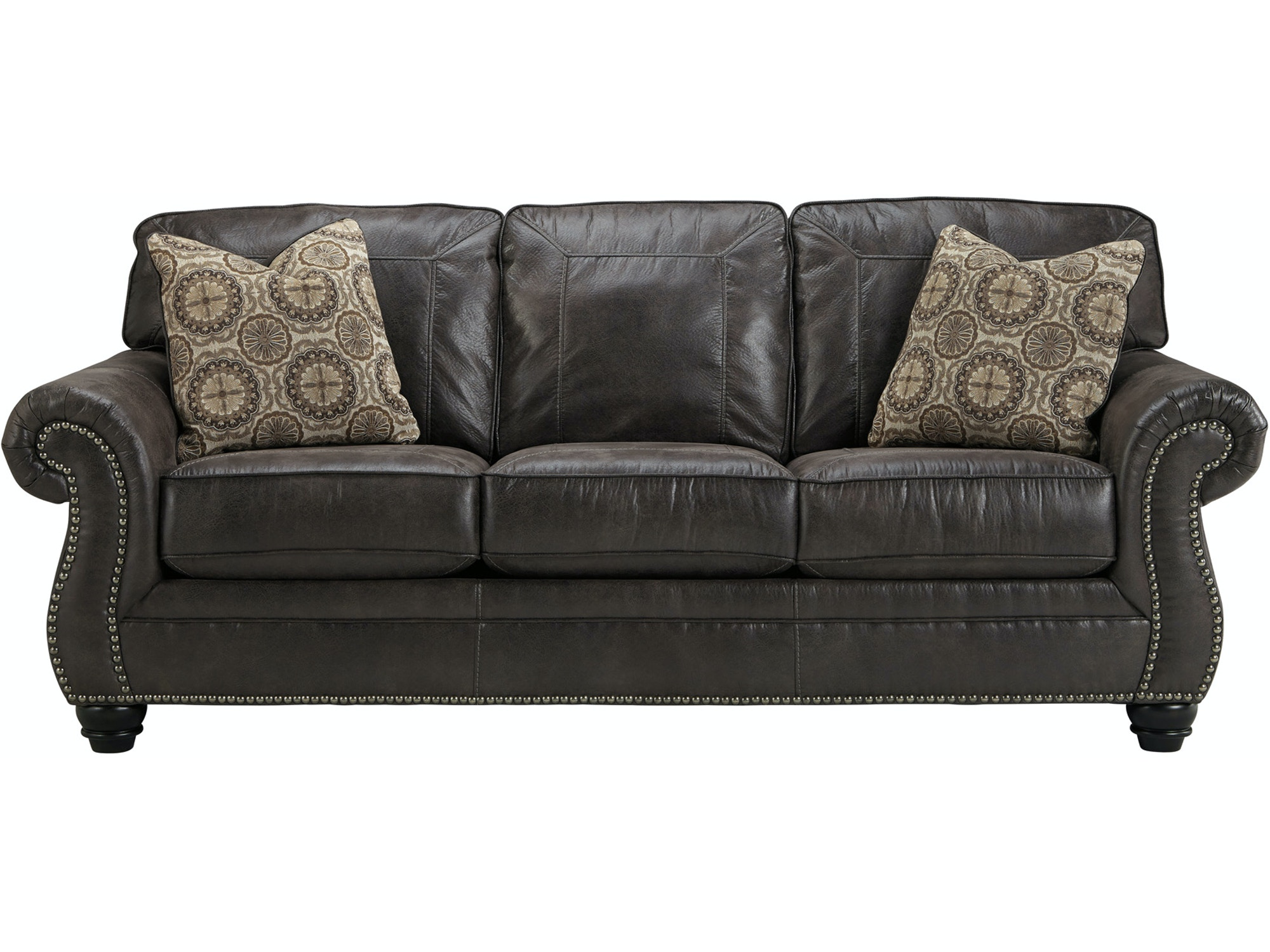 Breville Sofa - Charcoal 046646