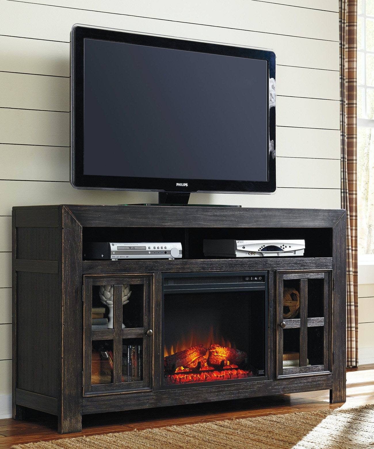 signature design by ashley bedroom gavelston tv stand 047221