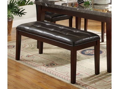 Decatur Upholstered Bench 047277