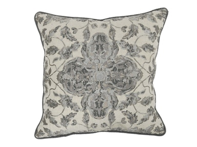 Colletta Gray Pillow 047305