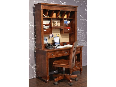 Big Sur Desk Hutch 047363