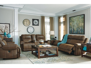 Austere Reclining Sofa 047818