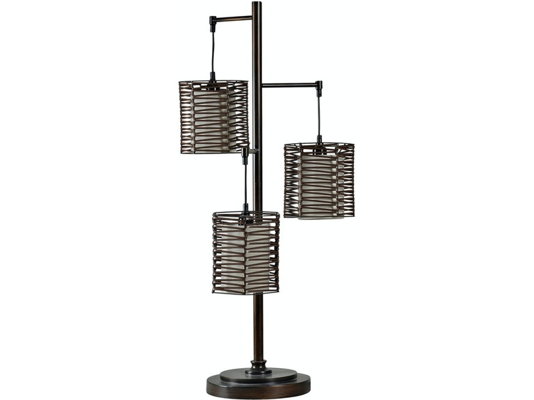 Stylecraft lamps lamps and lighting metal and rattan table lamp stylecraft lamps metal and rattan table lamp 047955 aloadofball Choice Image