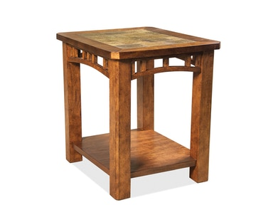 Preston End Table 048388