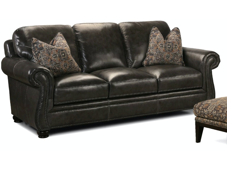 Charleston Leather Sofa Leather Sofas Styles The Sofa